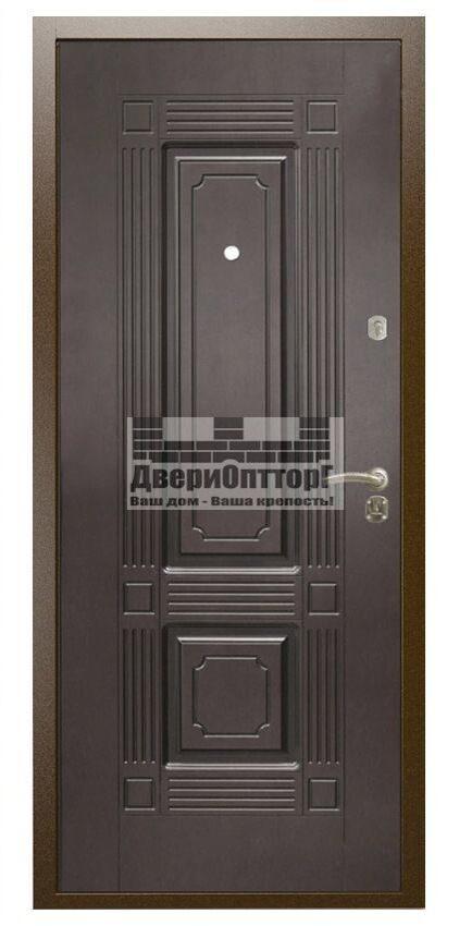 железные двери оптима 2